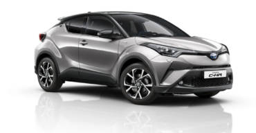 TOYOTA C-HR 1.8H (122cv) e-CVT Business Sport