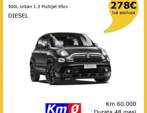 FIAT 500L URBAN 1.3 MJET 95CV