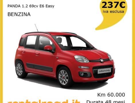 FIAT PANDA 1.2 69CV BENZINA E6 EASY