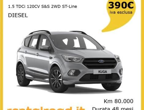 FORD KUGA 1.5 TDCI 120CV START&STOP 2WD ST-LINE